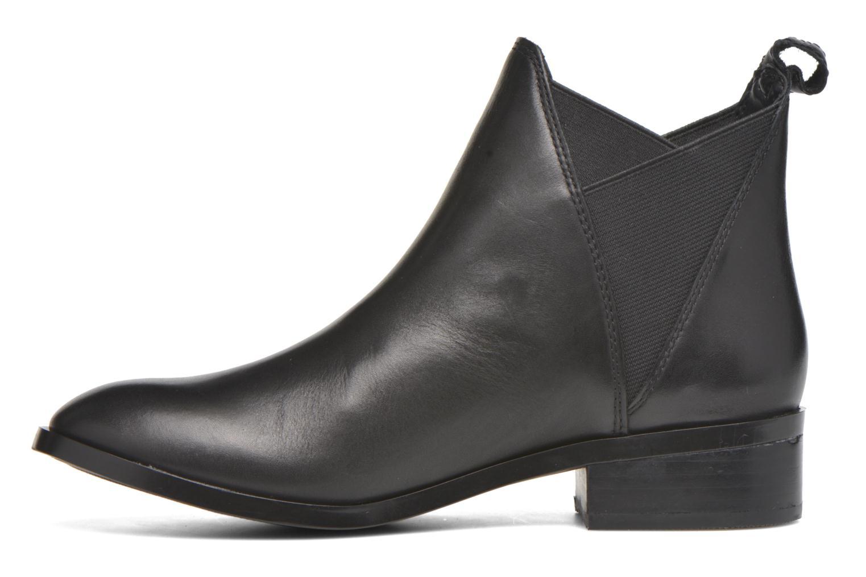 Bottines et boots Aldo SCOTCH Noir vue face