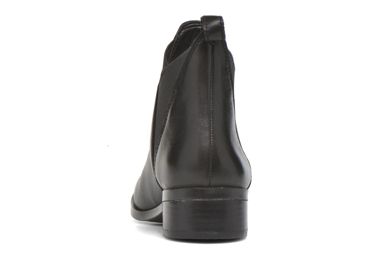 Bottines et boots Aldo SCOTCH Noir vue droite