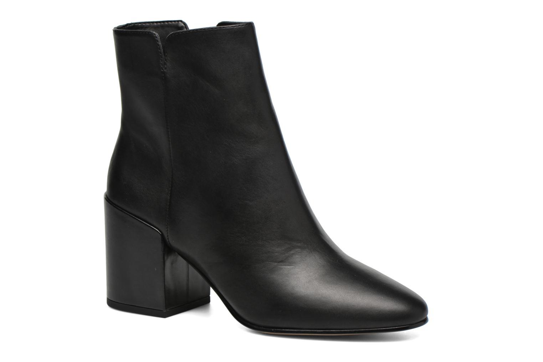 Boots en enkellaarsjes Aldo SULLY Zwart detail