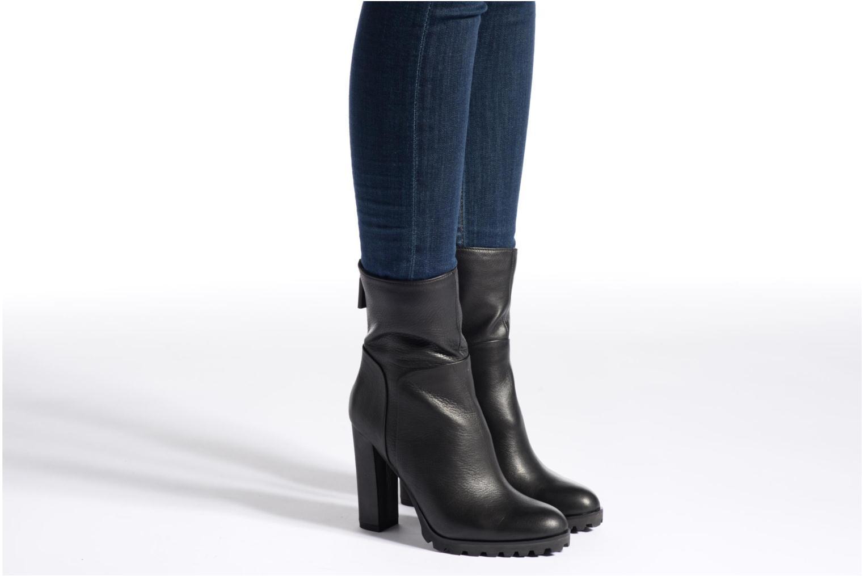 Boots en enkellaarsjes Aldo FRESA Zwart onder