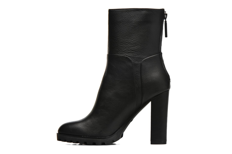 Boots en enkellaarsjes Aldo FRESA Zwart voorkant