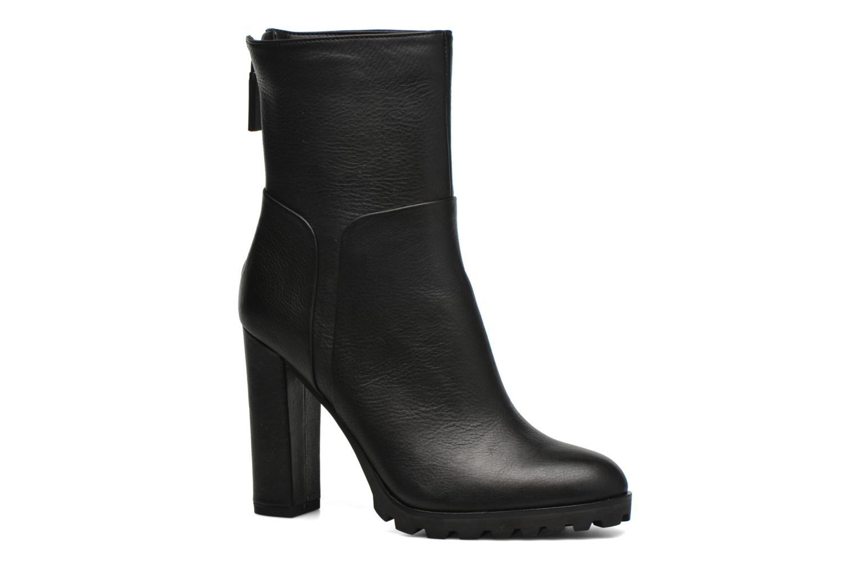 Boots en enkellaarsjes Aldo FRESA Zwart detail
