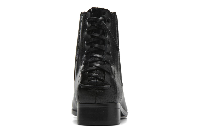 Bottines et boots Aldo BOUDINOT Noir vue droite