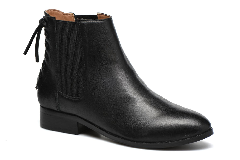BOUDINOT Black Leather97