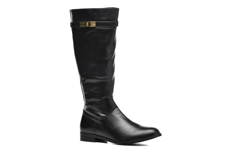Grandes Lila descuentos últimos zapatos Divine Factory Lila Grandes (Negro) - Botas Descuento 5091eb