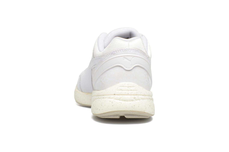 Baskets Puma 698 Ignite W Blanc vue droite