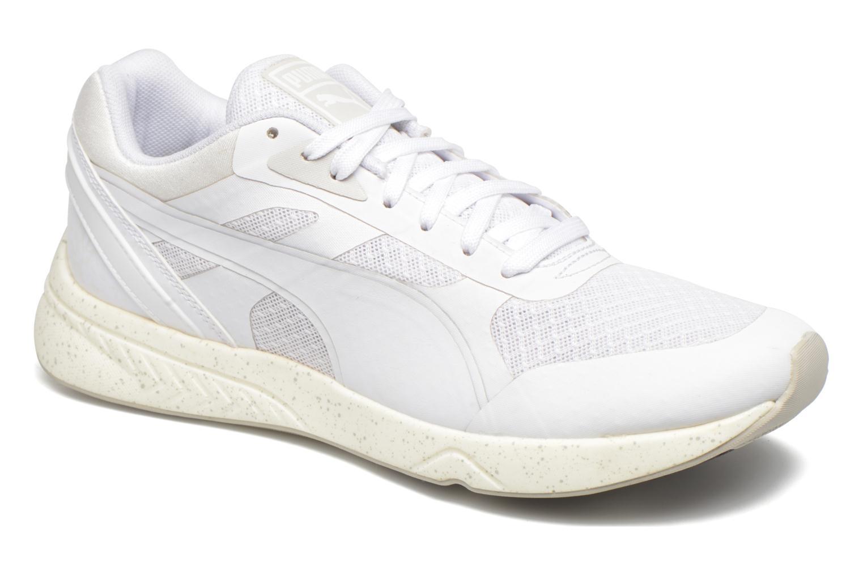 Baskets Puma 698 Ignite W Blanc vue détail/paire