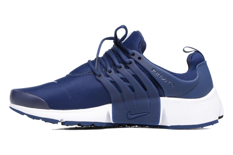 Deportivas Nike Nike Air Presto Essential Azul vista de frente