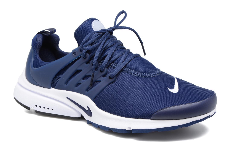 Deportivas Nike Nike Air Presto Essential Azul vista de detalle / par