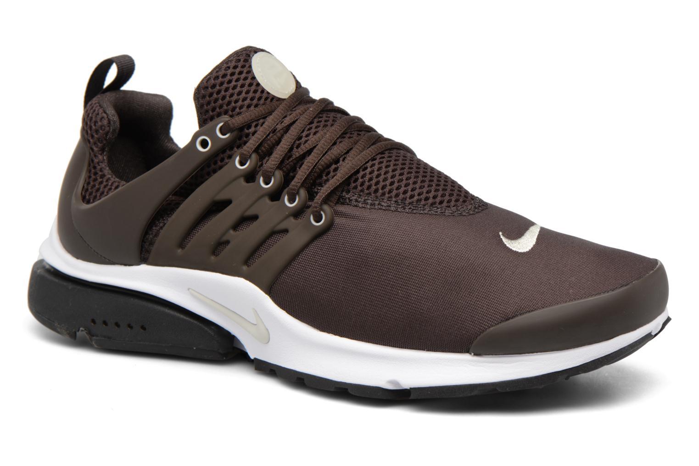 Nike Air Presto Essential Velvet Brown/Light Bone-Ridgerock-White