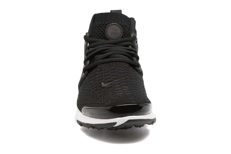 W Air Presto Flyknit Ultra Black/black
