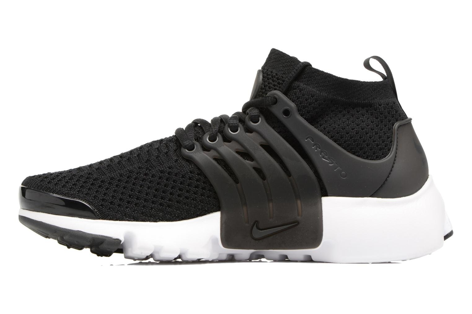 Sneakers Nike W Air Presto Flyknit Ultra Sort se forfra