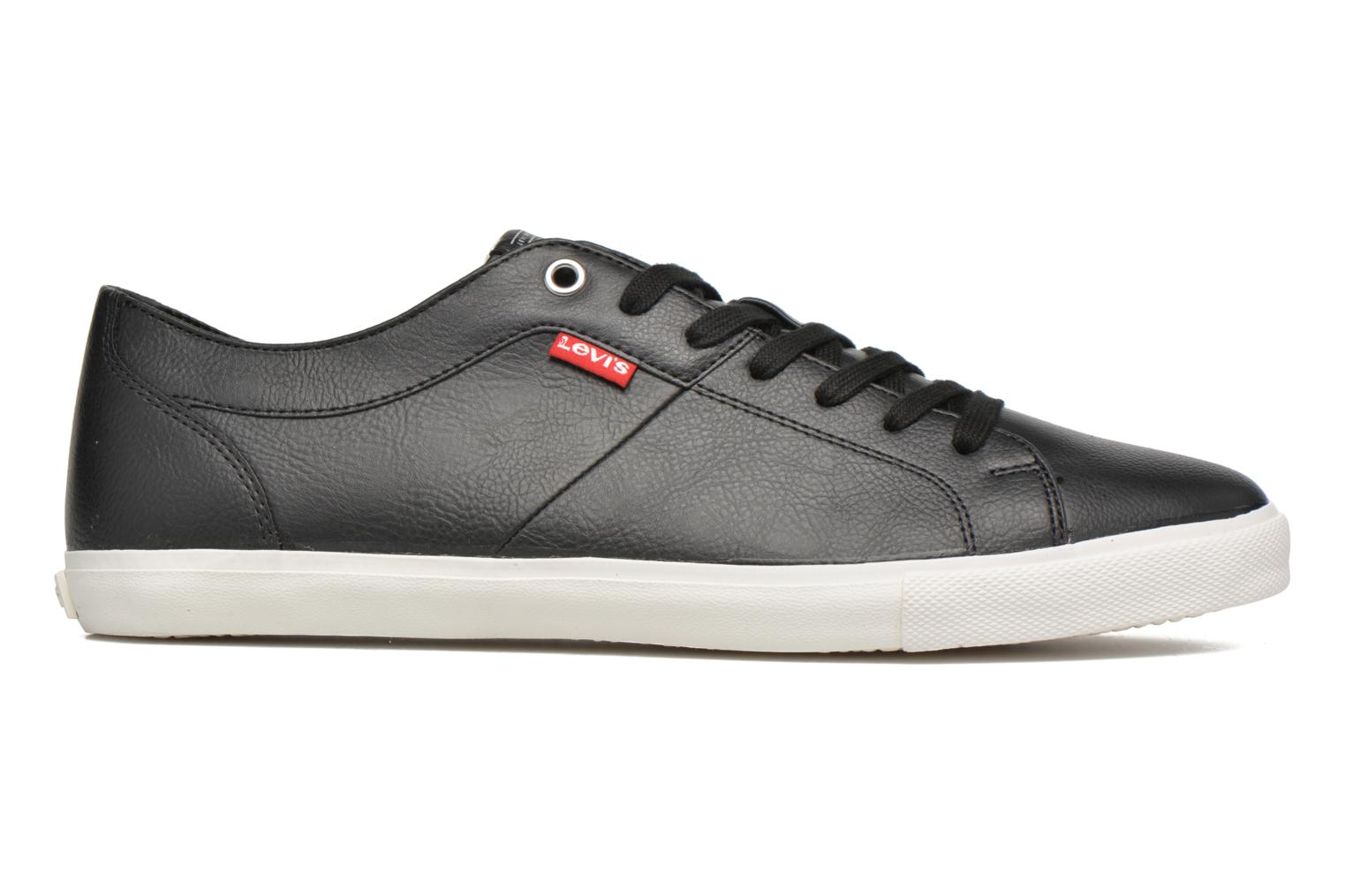 Trainers Levi's Woods Black back view