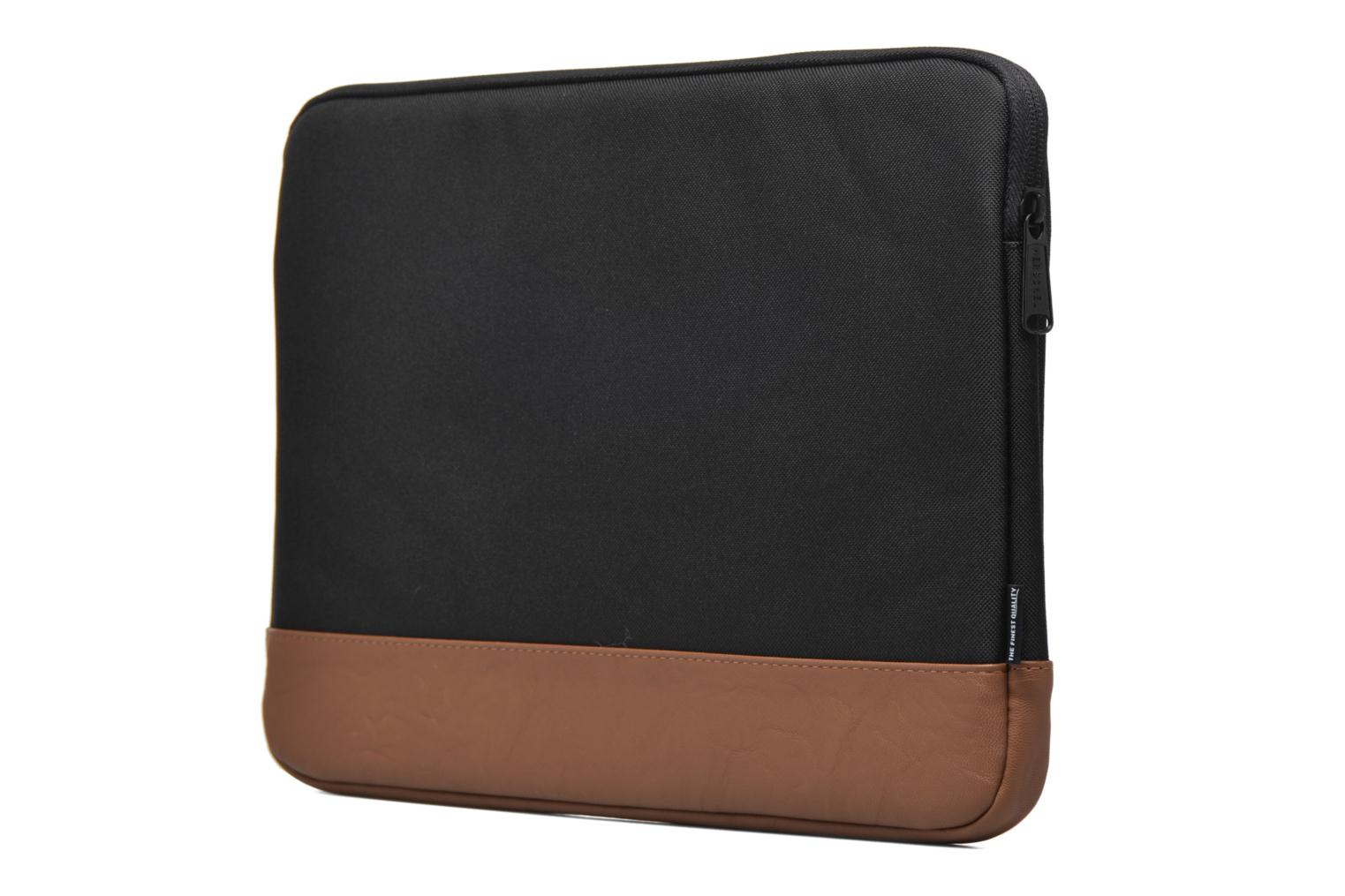 HERITAGE SLEEVE Housse ordinateur 13'' Black/tan
