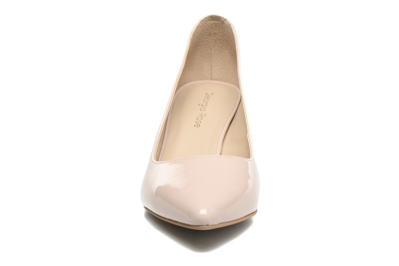 Escarpins Georgia Rose Galacy Beige vue portées chaussures