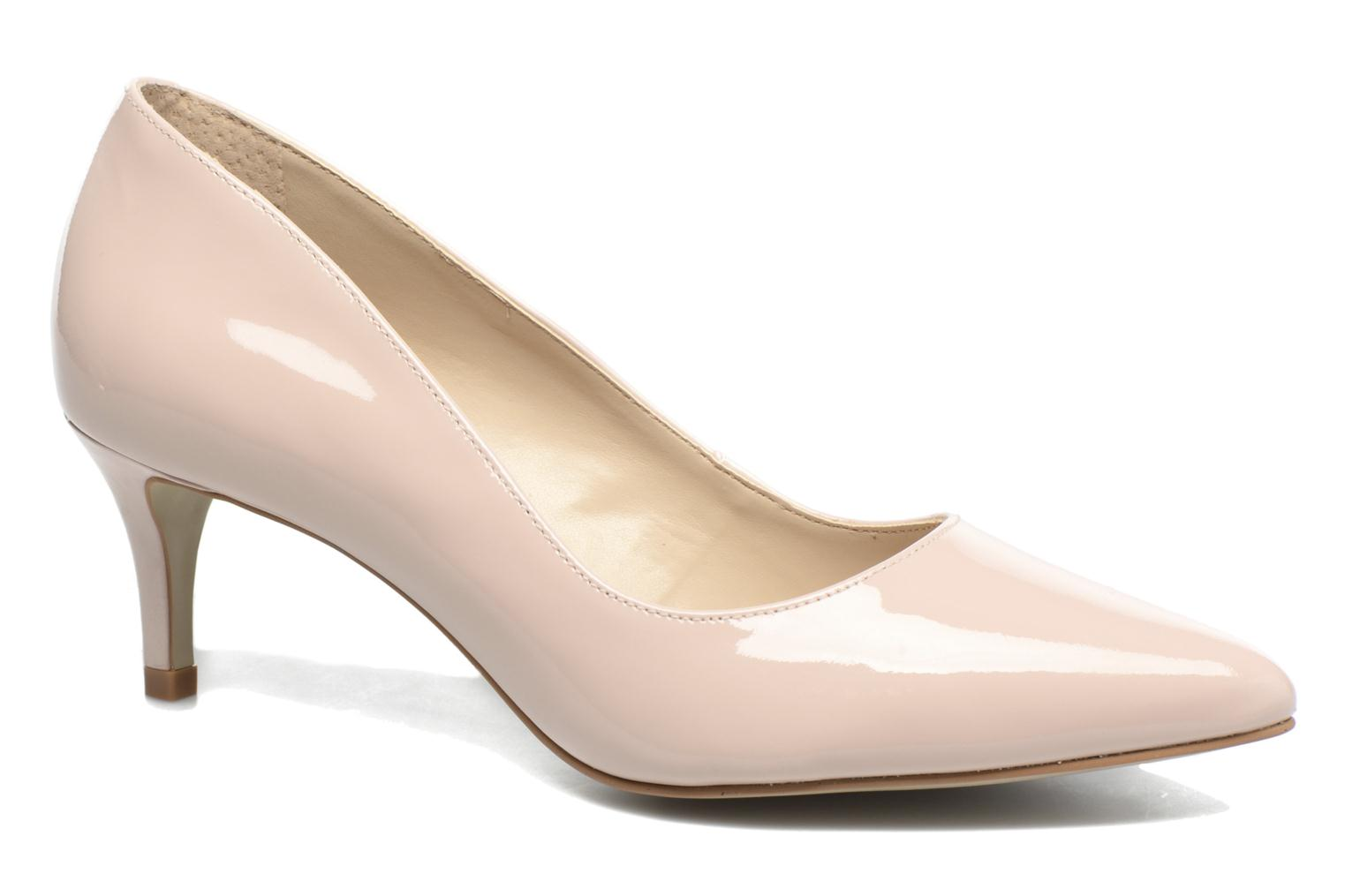 High heels Georgia Rose Galacy Beige detailed view/ Pair view