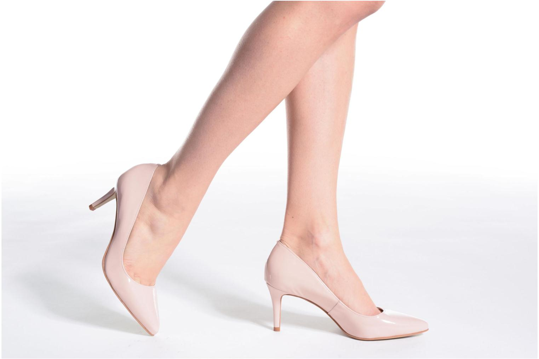 Zapatos de tacón Georgia Rose Gatou Plateado vista de abajo