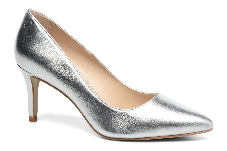 Zapatos de tacón Georgia Rose Gatou Plateado vista de detalle / par