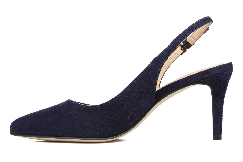 High heels Georgia Rose Gatouba Blue front view