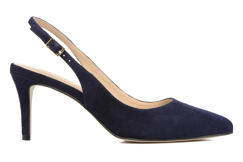 High heels Georgia Rose Gatouba Blue back view