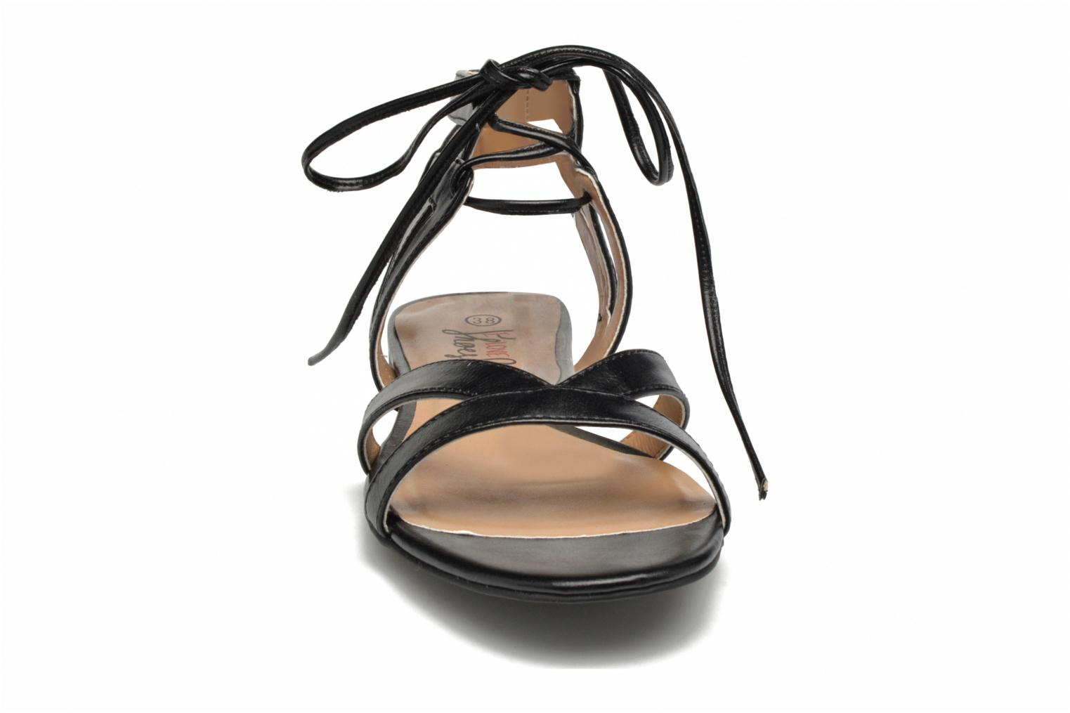 Sandalen I Love Shoes FELICE Zwart model