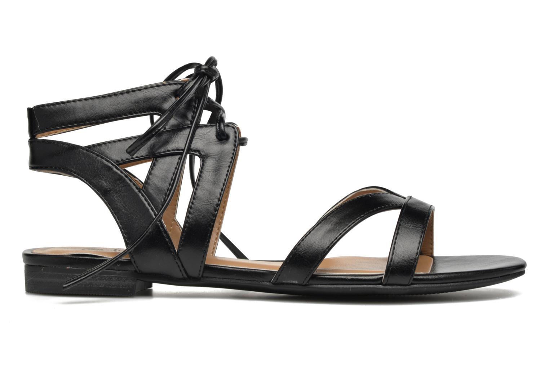 Sandalen I Love Shoes FELICE schwarz ansicht von hinten