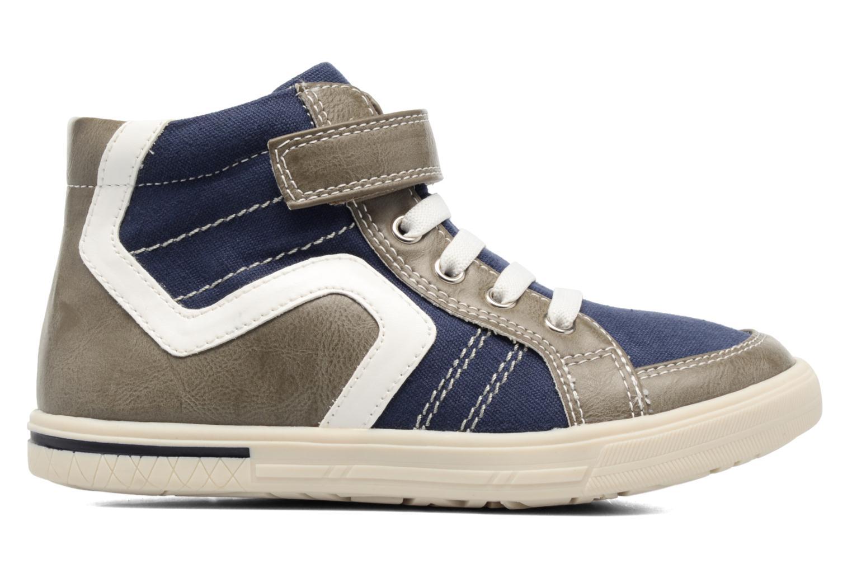 Baskets I Love Shoes FELIX Gris vue derrière