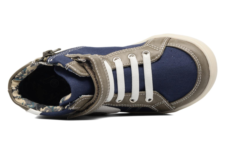 Deportivas I Love Shoes FELIX Gris vista lateral izquierda