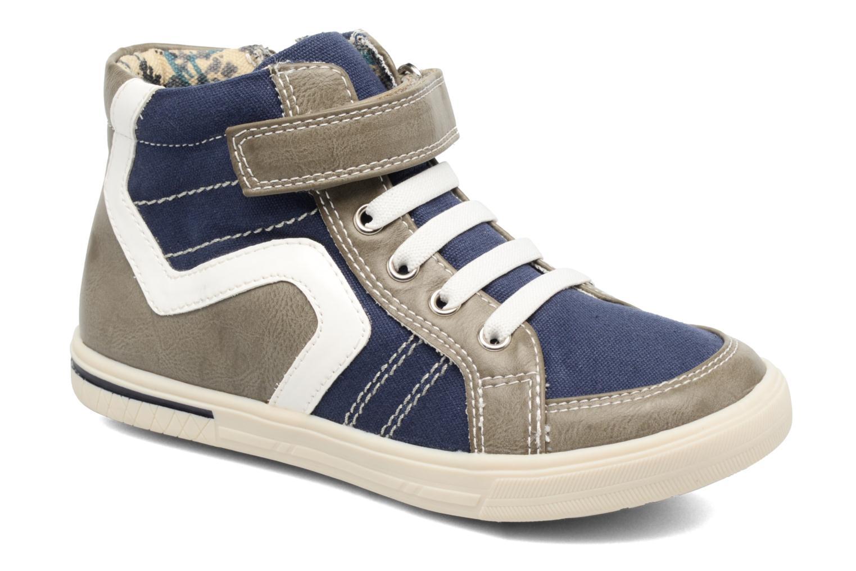 Sneakers I Love Shoes FELIX Grå detaljeret billede af skoene