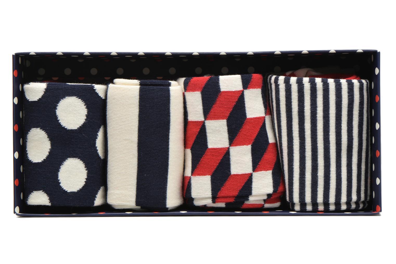 Chaussettes et collants Happy Socks Big Dot Gift Box Multicolore vue détail/paire