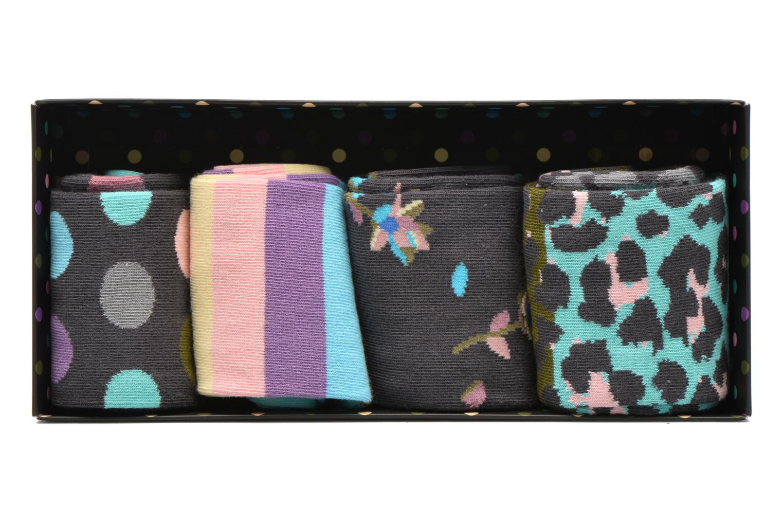 Chaussettes et collants Happy Socks Stripe Gift Box Multicolore vue détail/paire