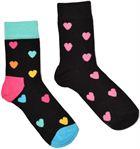 Socks & tights Accessories 2-Pack Heart Socks