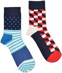 2-Pack Filled Optic Socks