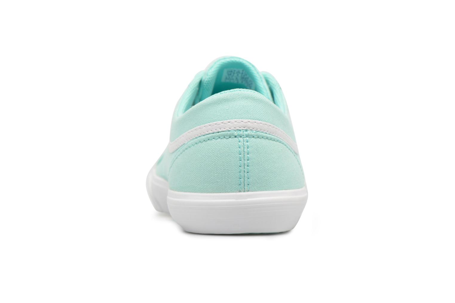 Trainers Le Coq Sportif Saint Gaetan GS Blue view from the right