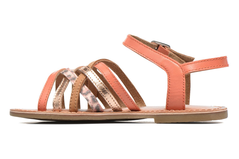 Sandalen I Love Shoes KEMULT Leather rosa ansicht von vorne