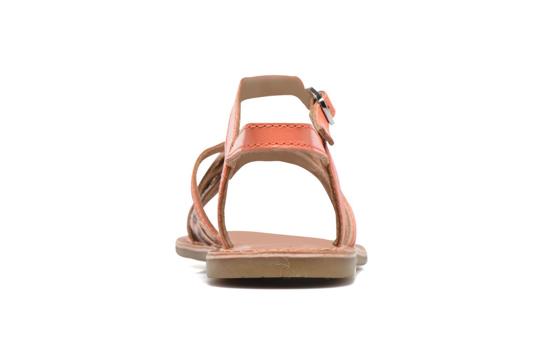 Sandalen I Love Shoes KEMULT Leather rosa ansicht von rechts
