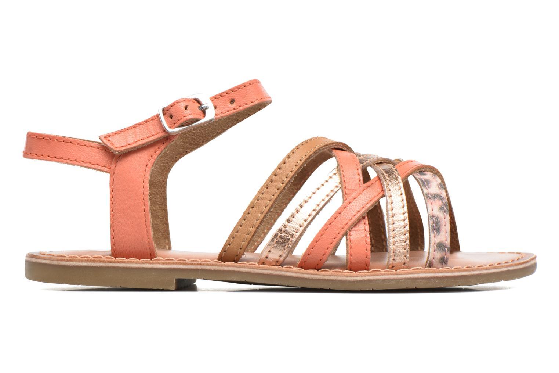 Sandalen I Love Shoes KEMULT Leather rosa ansicht von hinten