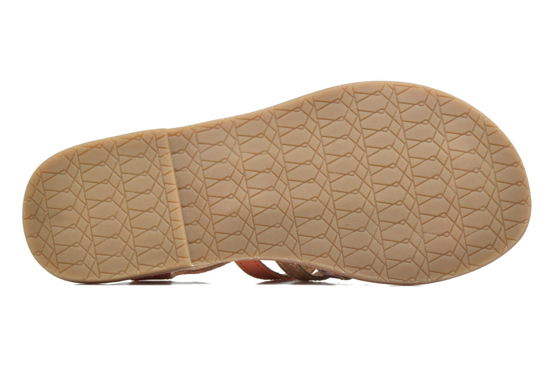 Sandalen I Love Shoes KEMULT Leather rosa ansicht von oben