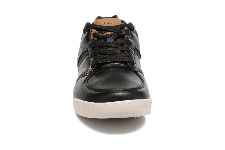 Baskets Kappa Yazghar Noir vue portées chaussures