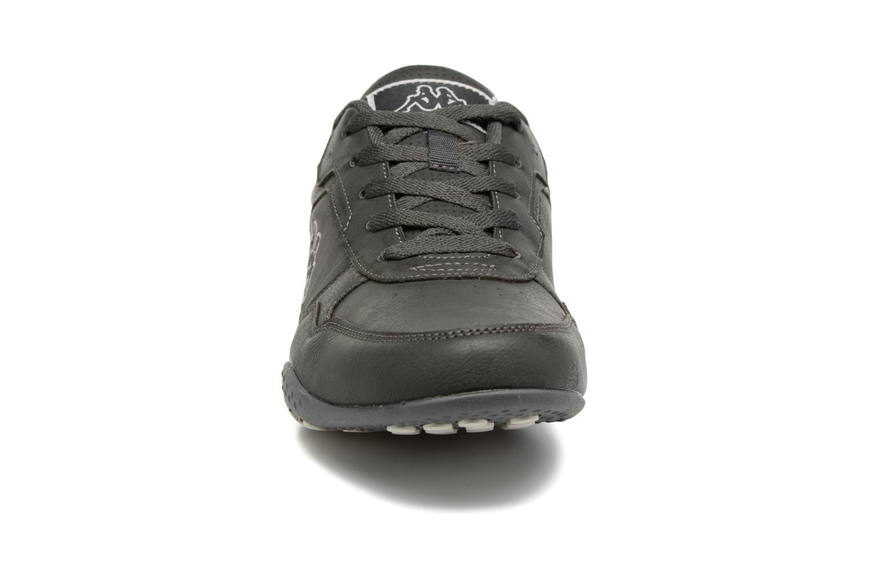 Baskets Kappa Spirido Man Gris vue portées chaussures