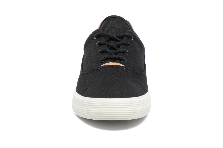 Baskets Lacoste Jouer 316 1 Noir vue portées chaussures