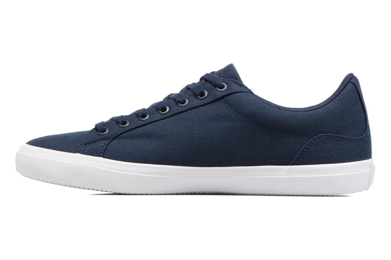 Sneaker Lacoste Lerond BL 2 blau ansicht von vorne