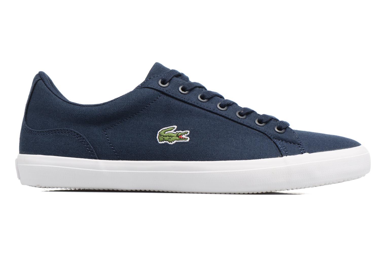 Sneaker Lacoste Lerond BL 2 blau ansicht von hinten