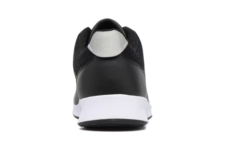 Baskets Lacoste Chaumont Lace 117 1 Noir vue droite