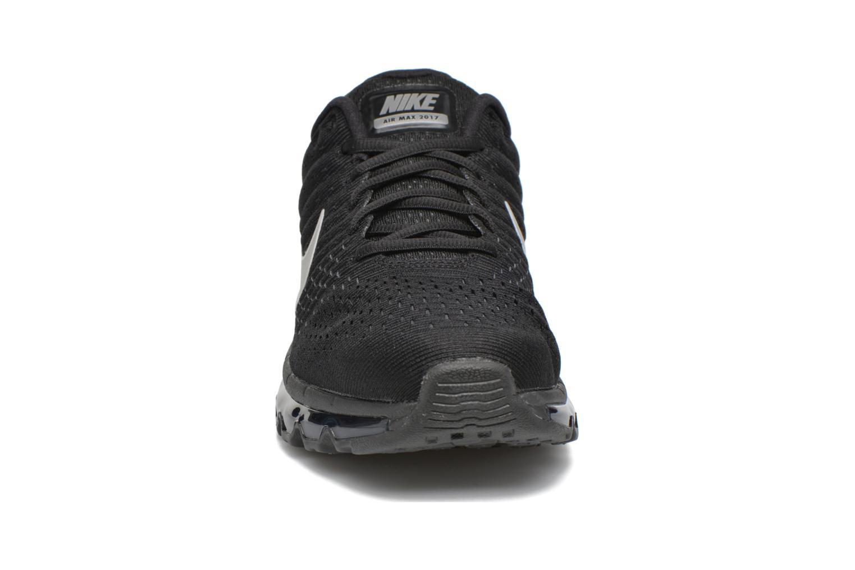 Sportschuhe Nike Nike Air Max 2017 schwarz schuhe getragen