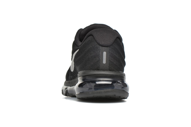 Sportssko Nike Nike Air Max 2017 Sort Se fra højre