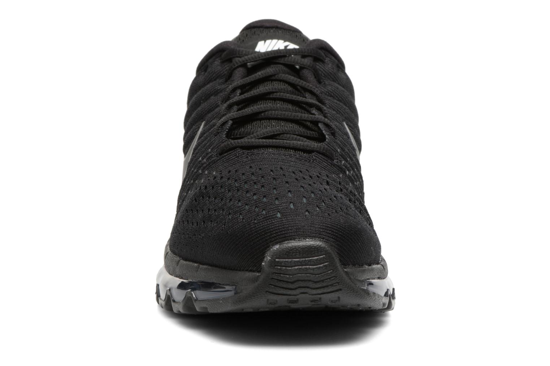 Zapatillas de deporte Nike Nike Air Max 2017 Negro vista del modelo