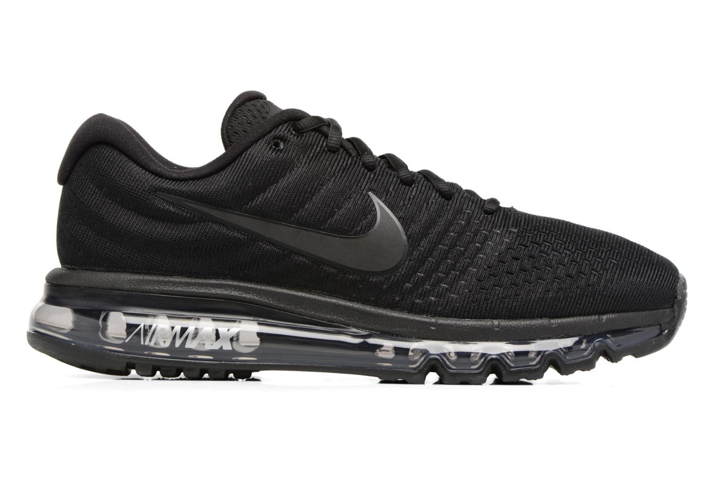 Sport shoes Nike Nike Air Max 2017 Black back view