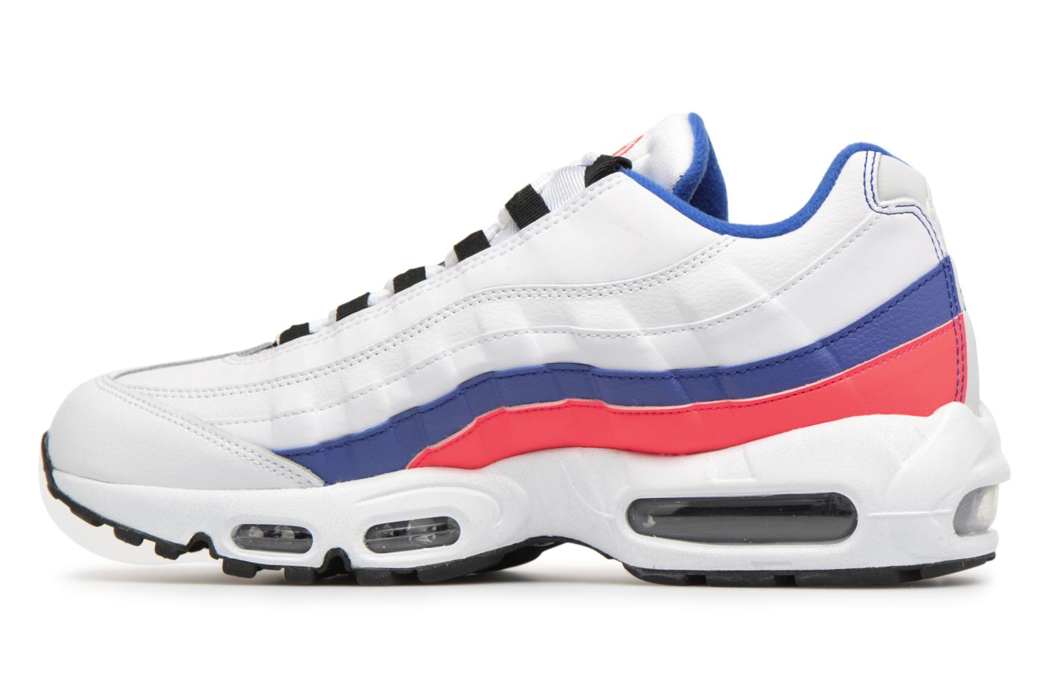 Trainers Nike Nike Air Max 95 Essential White front view