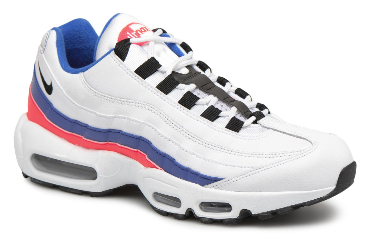 Baskets Nike Nike Air Max 95 Essential Blanc vue détail/paire